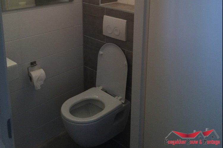 Badkamer En Toilet : Badkamer en toilet renovatie te smilde hoogakker bouw montage